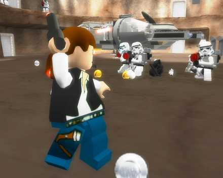 LEGO Star Wars 2: The Original Trilogy - Screenshot 9