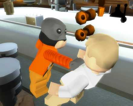LEGO Star Wars 2: The Original Trilogy - Screenshot 1