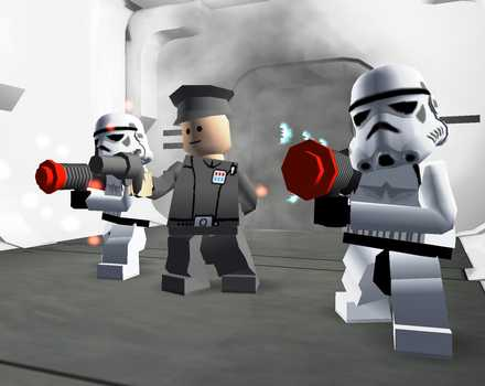 LEGO Star Wars 2: The Original Trilogy - Screenshot 2