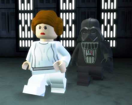 LEGO Star Wars 2: The Original Trilogy - Screenshot 4