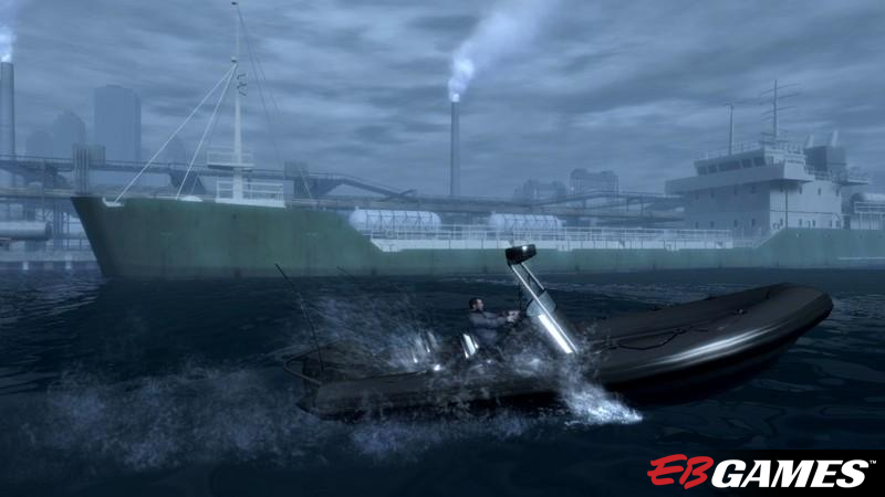 Grand Theft Auto IV - Screenshot 1