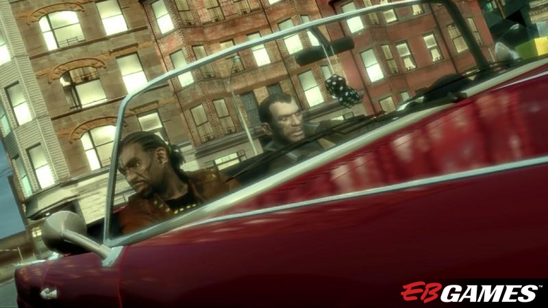 Grand Theft Auto IV - Screenshot 6