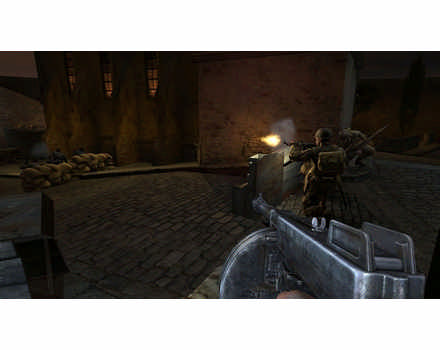 Medal of Honor: Airborne - Screenshot 3