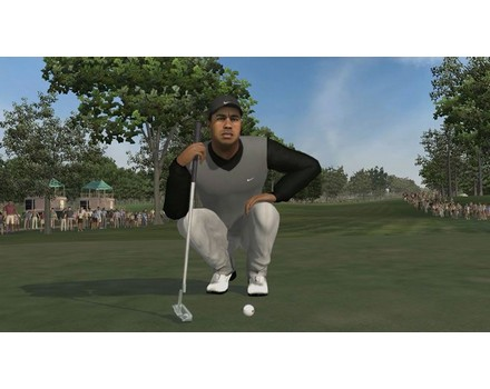 Tiger Woods PGA Tour 07 - Screenshot 4