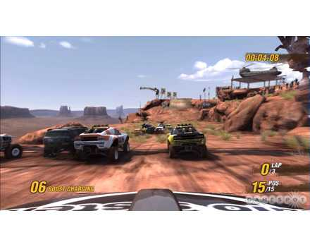 MotorStorm - Screenshot 1