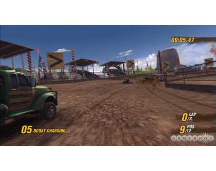 MotorStorm - Screenshot 9