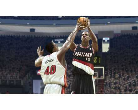 NBA Live 07 - Screenshot 2
