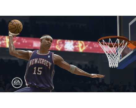 NBA Live 07 - Screenshot 3