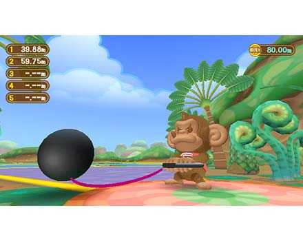Super Monkey Ball Banana Blitz - Screenshot 5