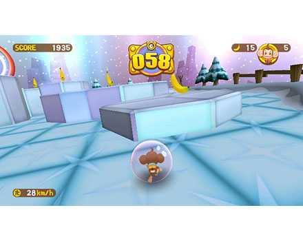 Super Monkey Ball Banana Blitz - Screenshot 6
