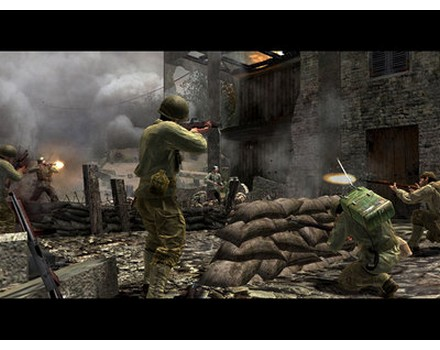 Call of Duty 3 - Screenshot 2