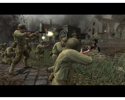Call of Duty 3 - Screenshot 3