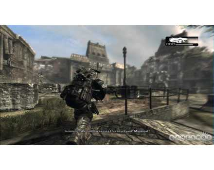 Gears of War - Screenshot 3
