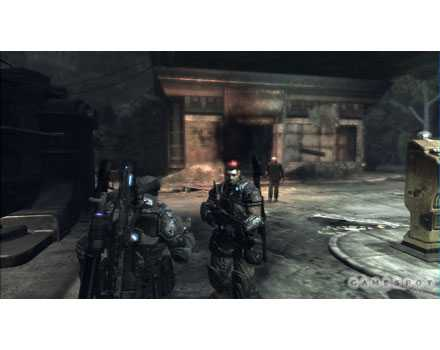 Gears of War - Screenshot 4