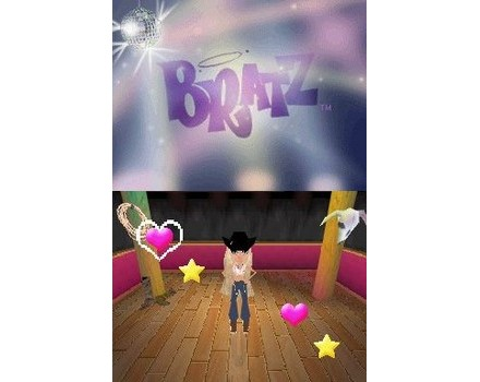 Bratz: Forever Diamondz - Screenshot 1