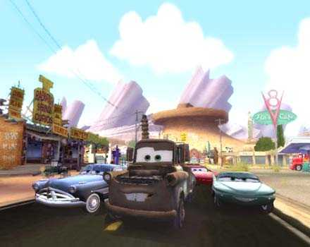 Cars - Screenshot 3