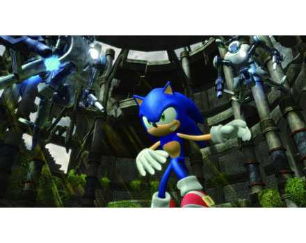 Sonic the Hedgehog - Screenshot 1