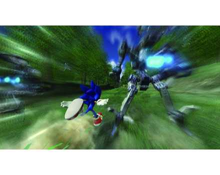 Sonic the Hedgehog - Screenshot 4