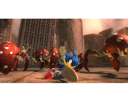 Sonic the Hedgehog - Screenshot 5