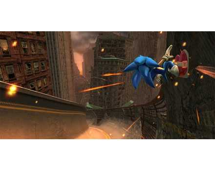 Sonic the Hedgehog - Screenshot 6