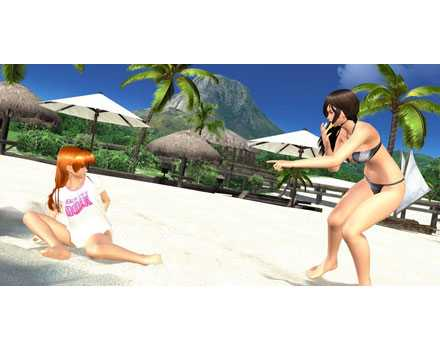 Dead or Alive Xtreme 2 - Screenshot 4
