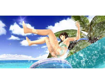 Dead or Alive Xtreme 2 - Screenshot 7