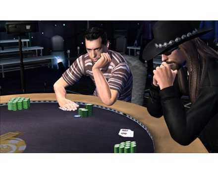World Series of Poker: Tournament of Champions - Screenshot 4