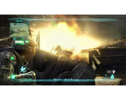 Ghost Recon: Advanced War Fighter 2 - Screenshot 2