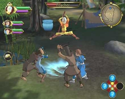 Avatar: The Legend of Aang - Screenshot 3