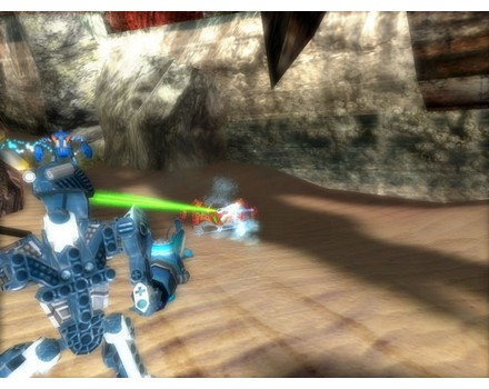 Bionicle Heroes - Screenshot 1