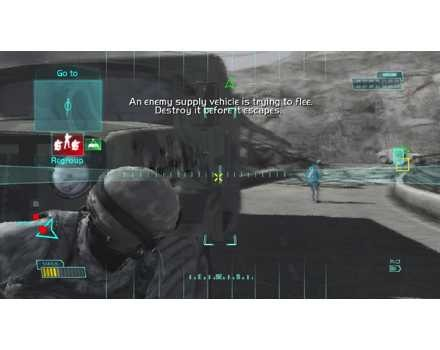 Ghost Recon Advanced Warfighter 2 - Screenshot 3