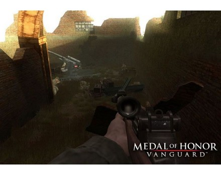 Medal of Honor Vanguard - Screenshot 1