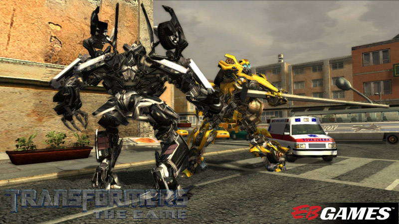 Transformers - Screenshot 6