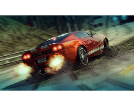 Burnout Paradise - Screenshot 1