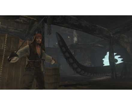 Pirates of the Caribbean: At World's End - Screenshot 2
