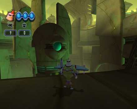 Chicken Little: Ace In Action - Screenshot 5