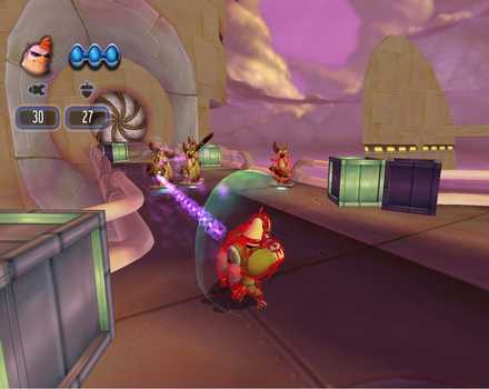 Chicken Little: Ace In Action - Screenshot 2