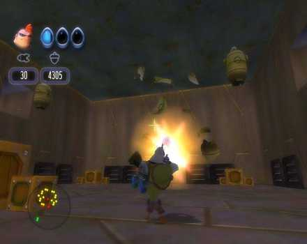 Chicken Little: Ace In Action - Screenshot 8