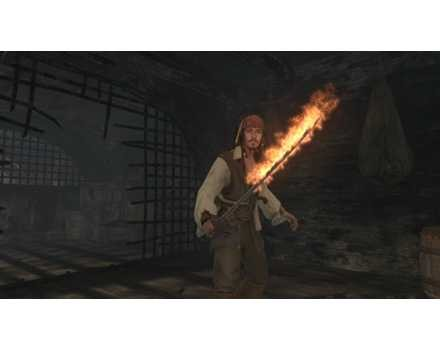 Pirates of the Caribbean: At World's End - Screenshot 1