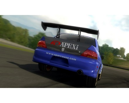 Forza Motorsport 2 - Screenshot 1