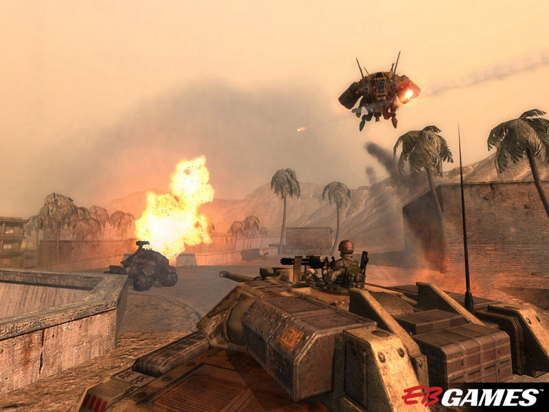Enemy Territory: Quake Wars - Screenshot 3
