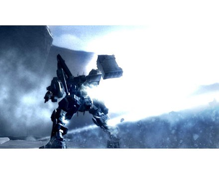 Armored Core 4 - Screenshot 1