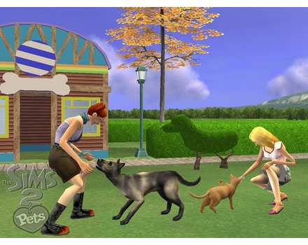 The Sims 2: Pets - Screenshot 1