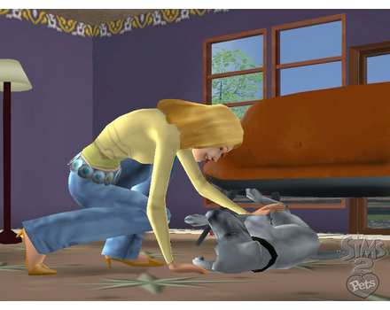 The Sims 2: Pets - Screenshot 3