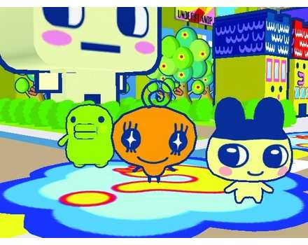 Tamagotchi: Party On! - Screenshot 1