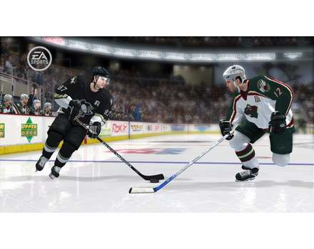 NHL 2008 - Screenshot 2
