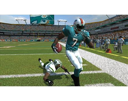 Madden NFL 08 - Screenshot 1
