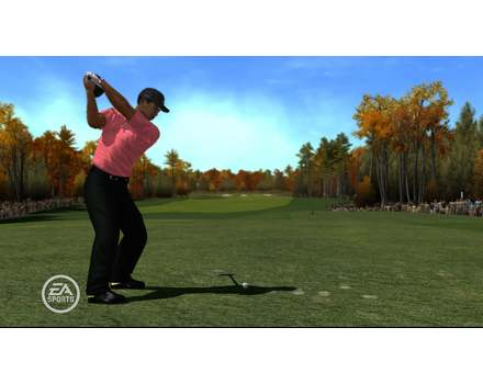 Tiger Woods PGA Tour Golf 08 - Screenshot 2