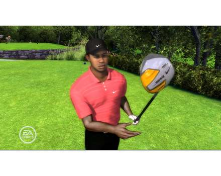 Tiger Woods PGA Tour Golf 08 - Screenshot 3