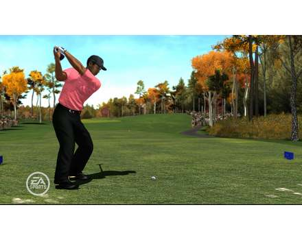 Tiger Woods PGA Tour Golf 08 - Screenshot 4